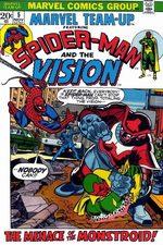 Marvel Team-Up # 5