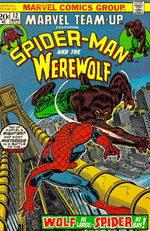 Marvel Team-Up # 12