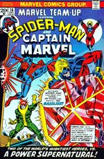 Marvel Team-Up # 16