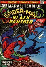 Marvel Team-Up # 20