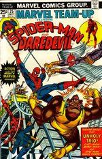 Marvel Team-Up # 25