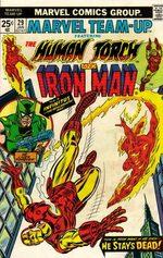 Marvel Team-Up # 29