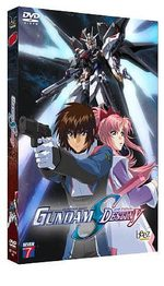 Mobile Suit Gundam Seed Destiny 10