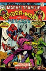 Marvel Team-Up # 30
