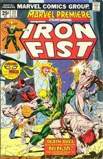Marvel Premiere # 22