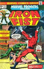 Marvel Premiere # 23
