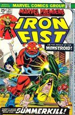 Marvel Premiere # 24