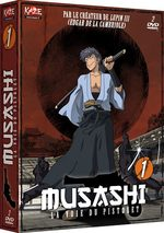 Musashi - La Voie du Pistolet 1 Série TV animée