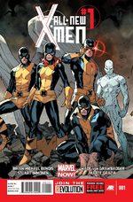 All-New X-Men 1 Comics