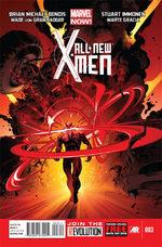 All-New X-Men 3 Comics