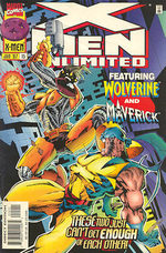 X-Men Unlimited # 15