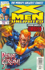 X-Men Unlimited # 16