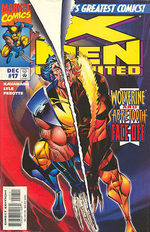 X-Men Unlimited # 17