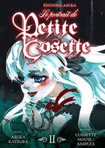 Le portrait de petite Cosette T.2 Manga