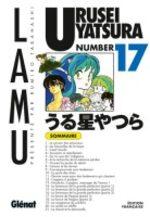 Lamu - Urusei Yatsura 17 Manga