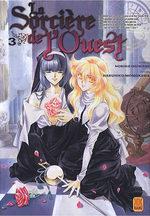 La Sorciere de l'Ouest 3 Manga