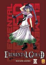 Elemental Gerad 9 Manga