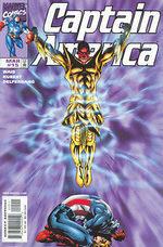 Captain America # 15
