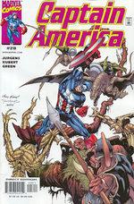 Captain America # 28