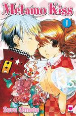 Metamo Kiss T.1 Manga
