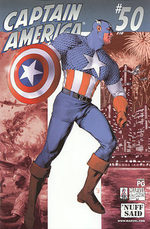 Captain America 50