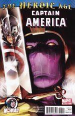 Captain America 606