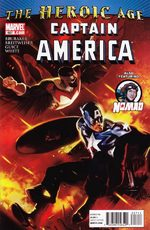 Captain America 607