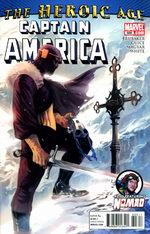 Captain America 608