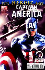 Captain America 609