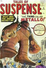 Tales of Suspense # 16