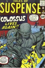 Tales of Suspense # 20