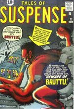 Tales of Suspense # 22