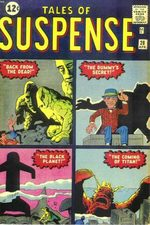 Tales of Suspense # 28