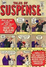 Tales of Suspense 34