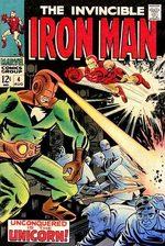 Iron Man # 4