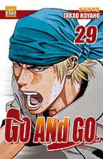 Go and Go 29 Manga