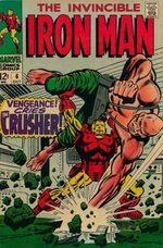 Iron Man # 6