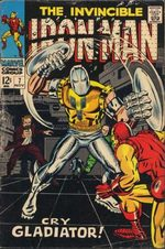 Iron Man # 7
