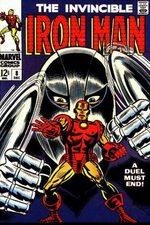 Iron Man # 8