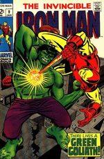 Iron Man # 9