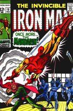 Iron Man # 10