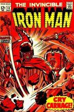 Iron Man # 13