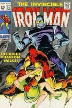 Iron Man # 14