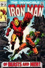 Iron Man # 16