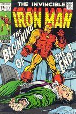 Iron Man # 17