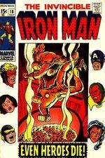 Iron Man # 18