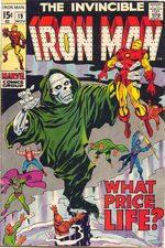 Iron Man # 19