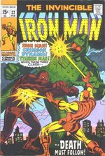 Iron Man # 22