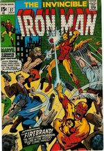 Iron Man # 27
