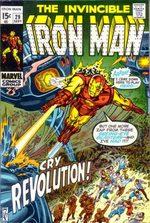 Iron Man # 29
